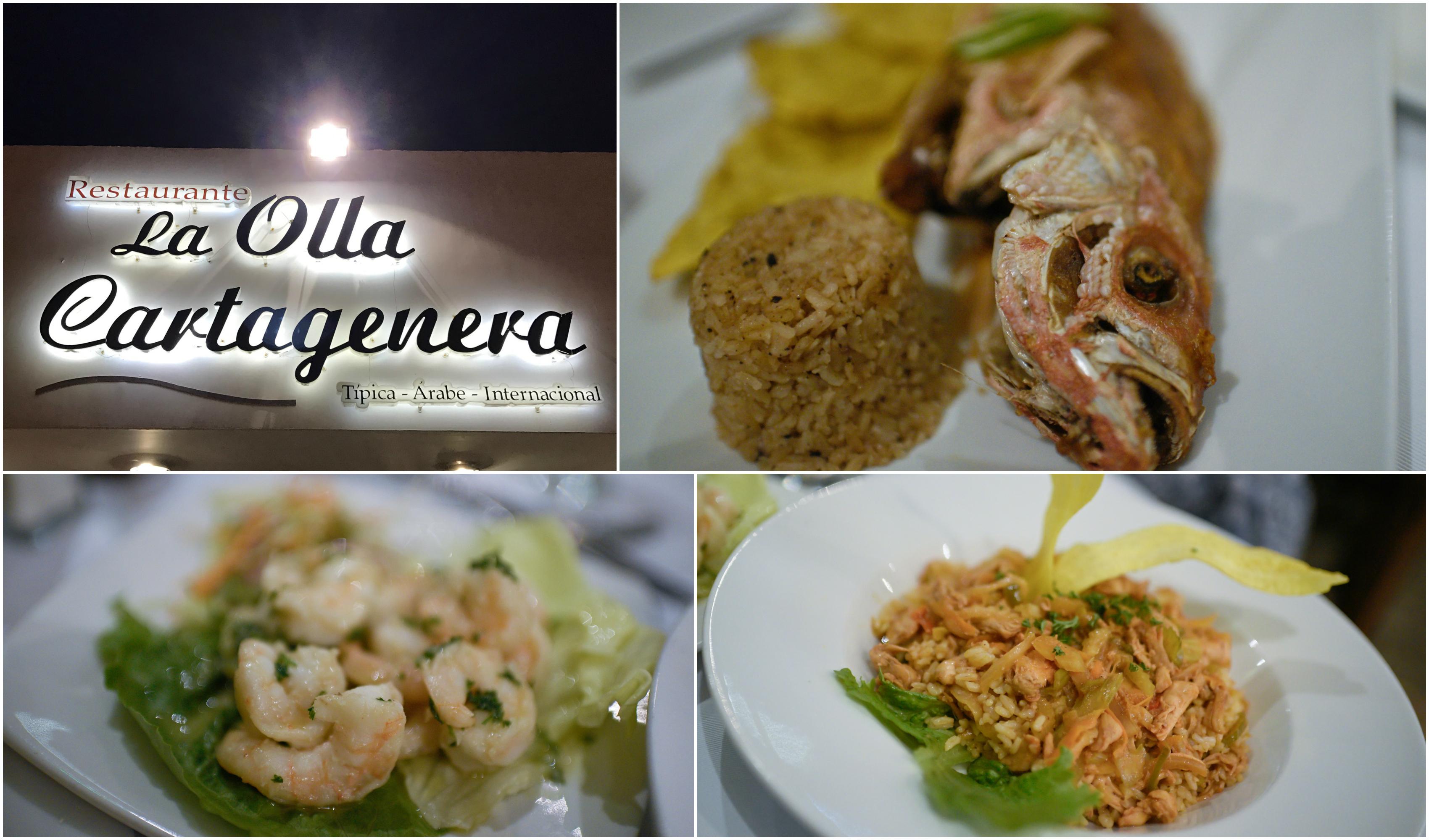 cartagena restaurant