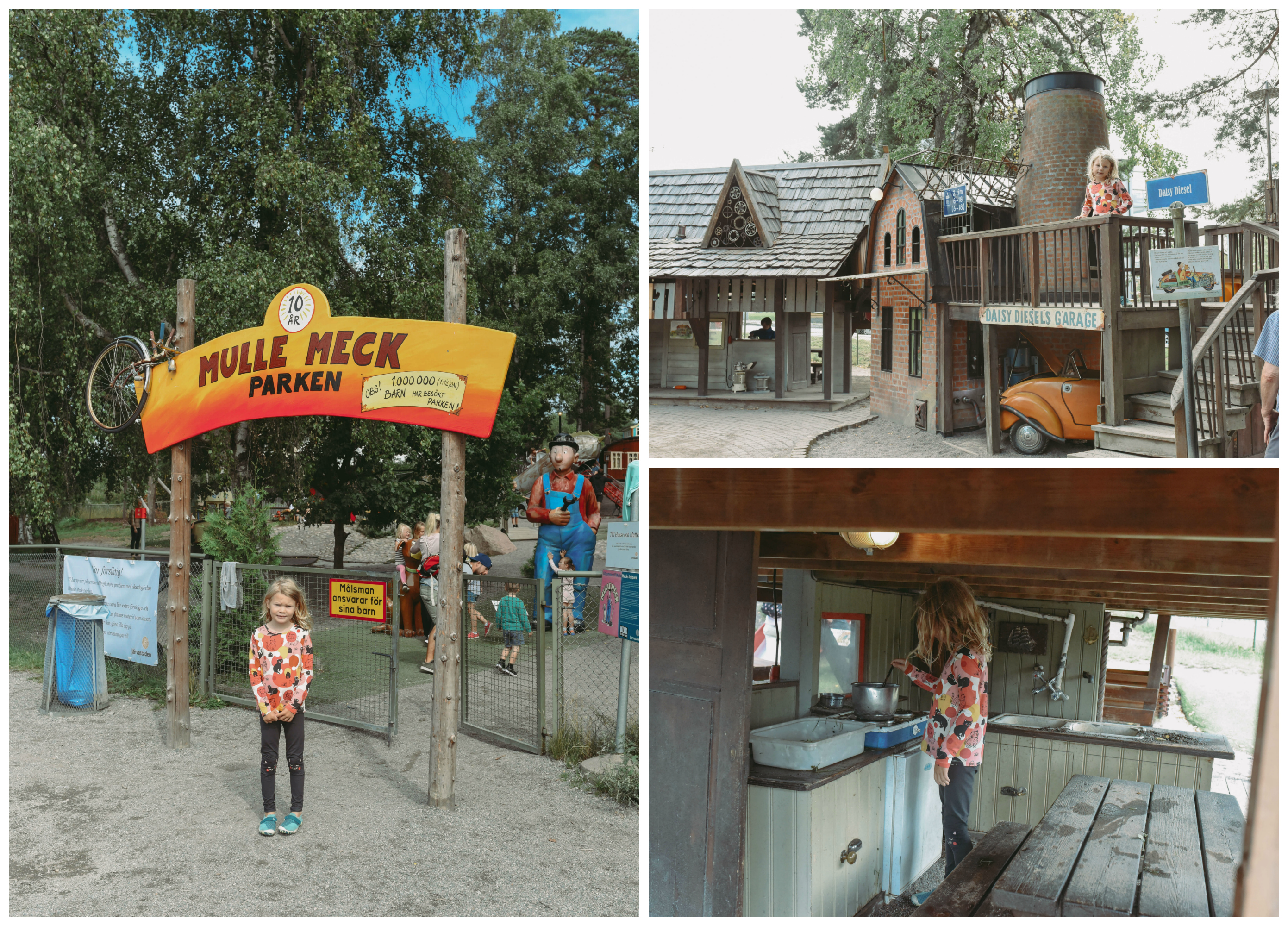 Mulle Meck Playground