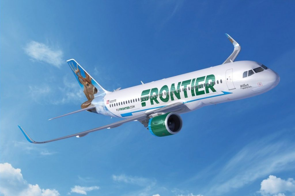 Frontier Airlines Kids Fly Free