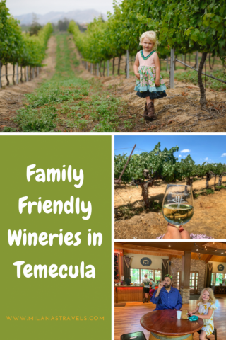 Family Friendly Wineries in Temecula