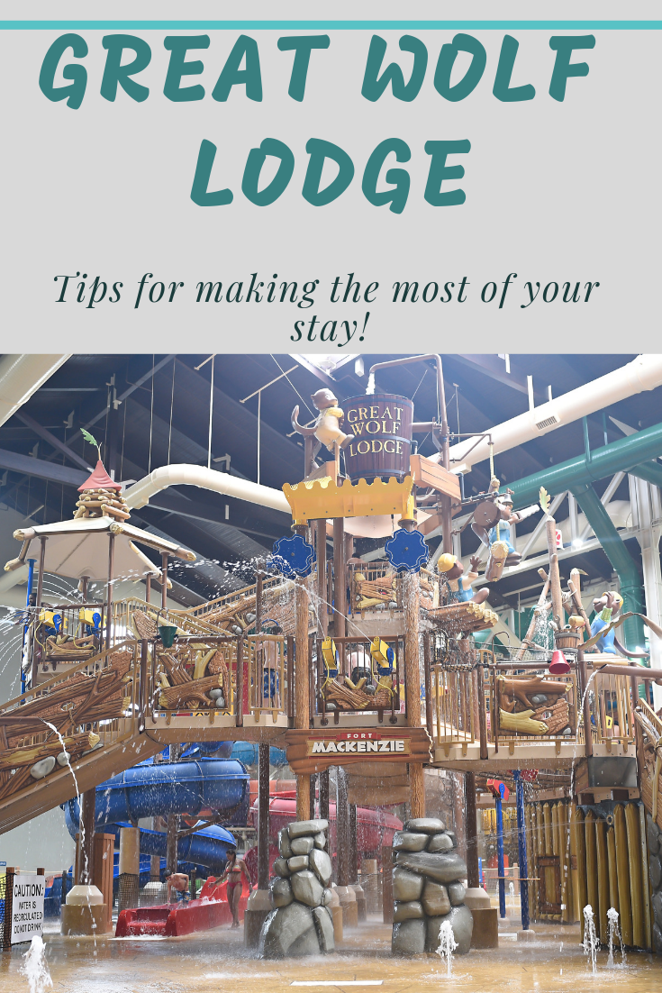 Great Wolf Lodge Southern California Tips and Tricks