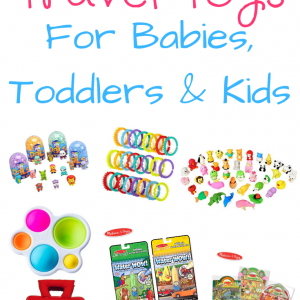 Airplane Activities and Toys for toddlers and kids