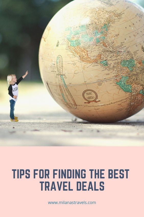 How to find the best travel deals