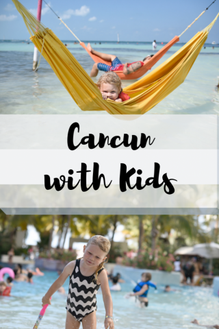 Cancun itinerary with kids