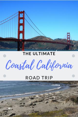 ultimate coastal ca road trip