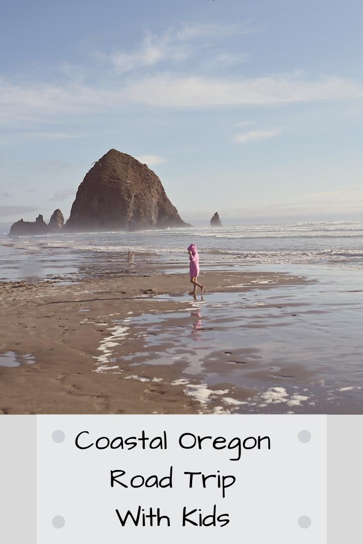 Coastal Oregon Road Trip With Kids