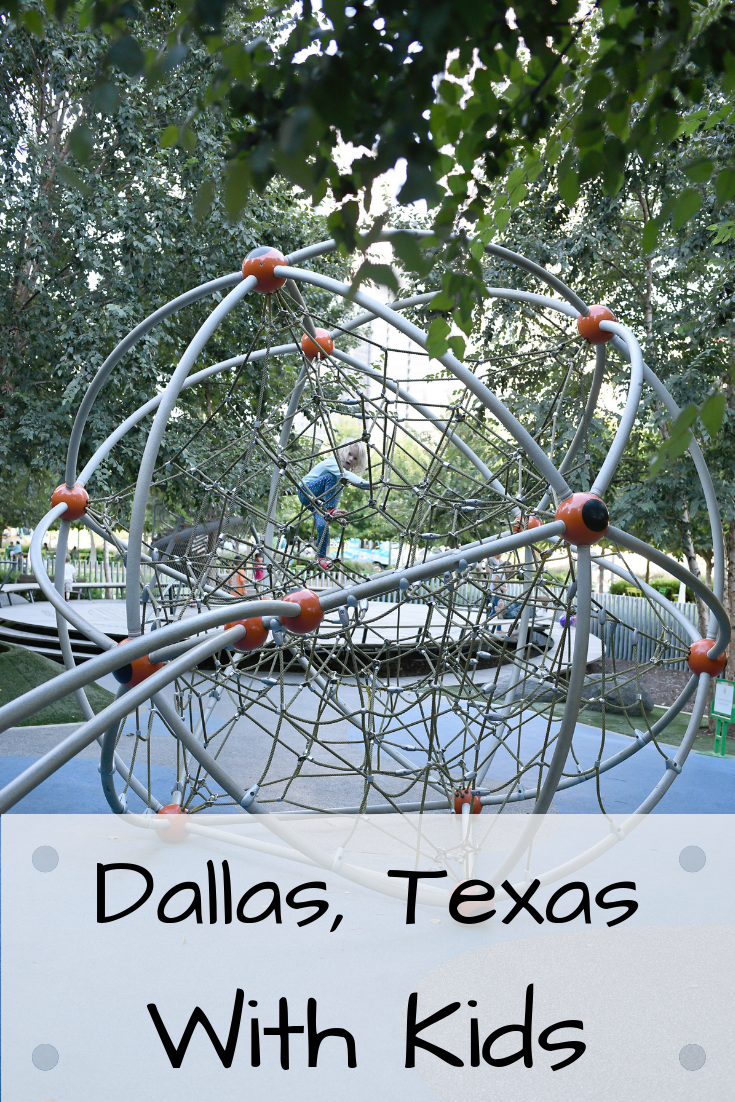 Dallas, Texas Itinerary With Kids