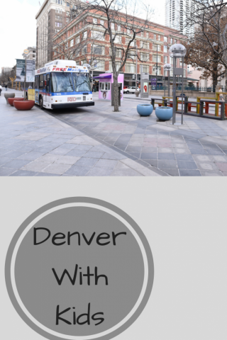 Denver Itinerary With Kids