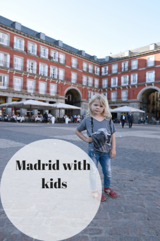 Madrid Itinerary with Kids