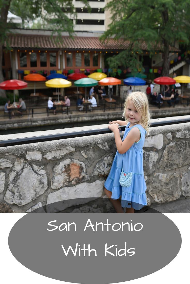 San Antonio Itinerary With Kids