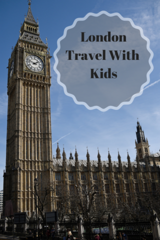 London Itinerary with Kids
