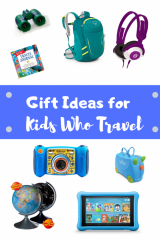 Gift Ideas for kids who travel
