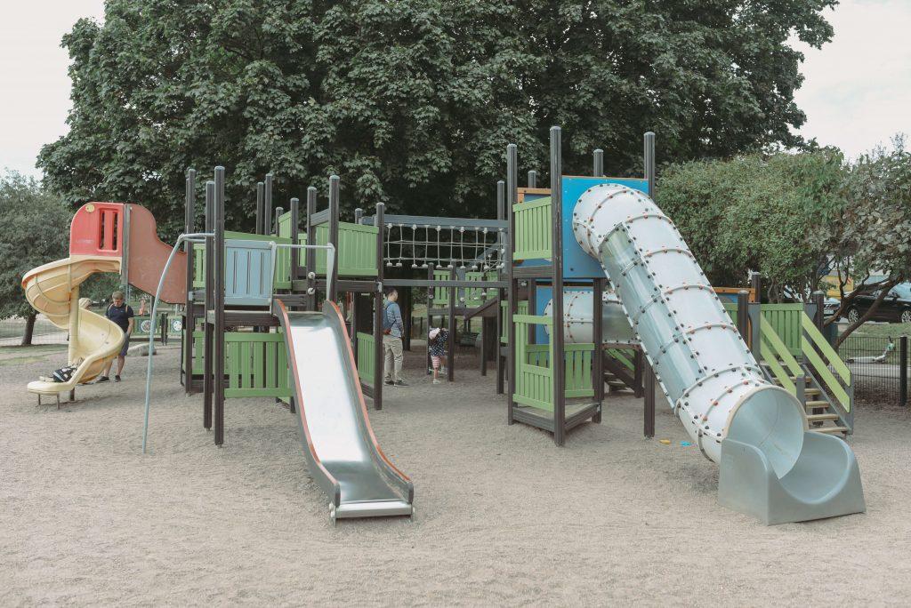 Leikkipaikka Tokoinranta