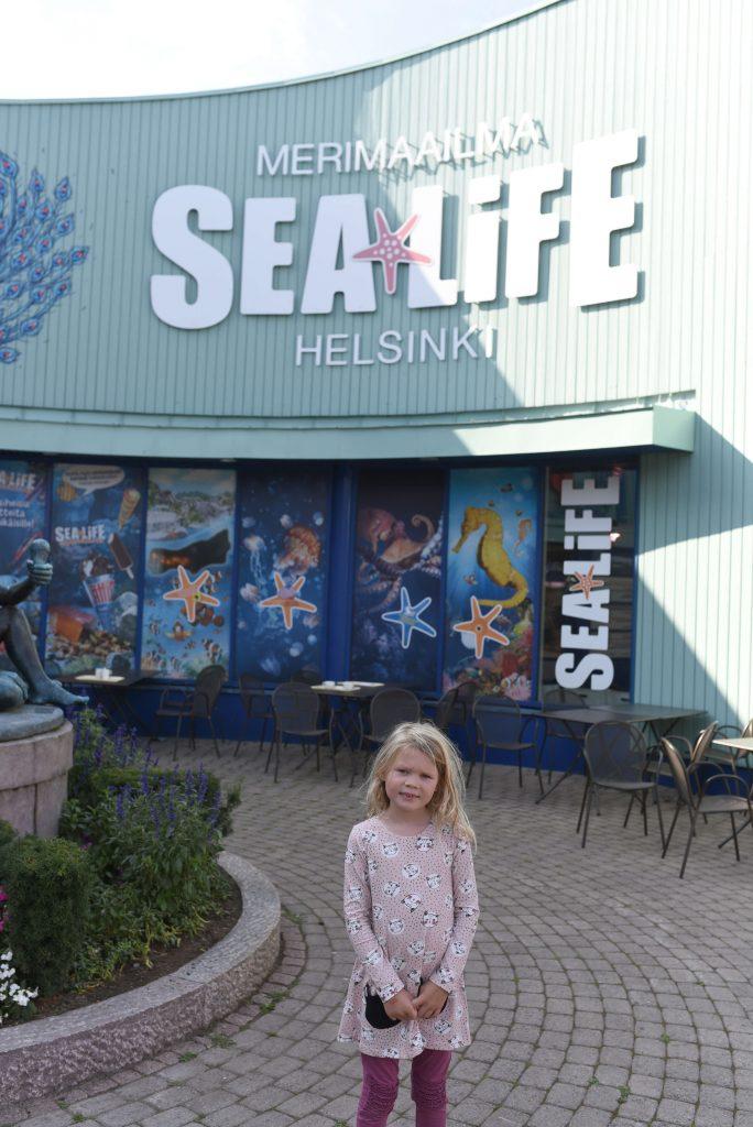 Sea Life Aquarium Helsinki