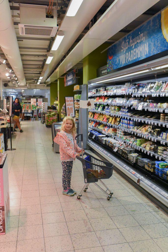 helsinki supermarket