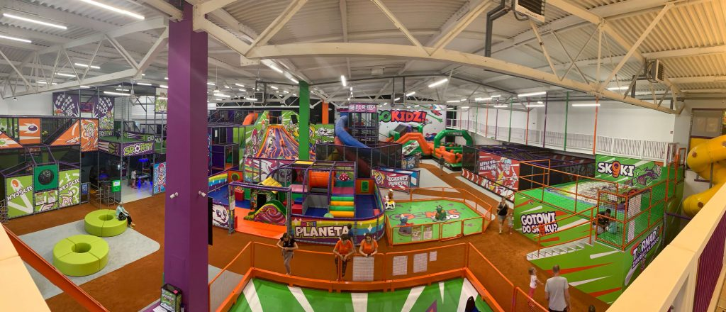 Krakow Indoor Playground