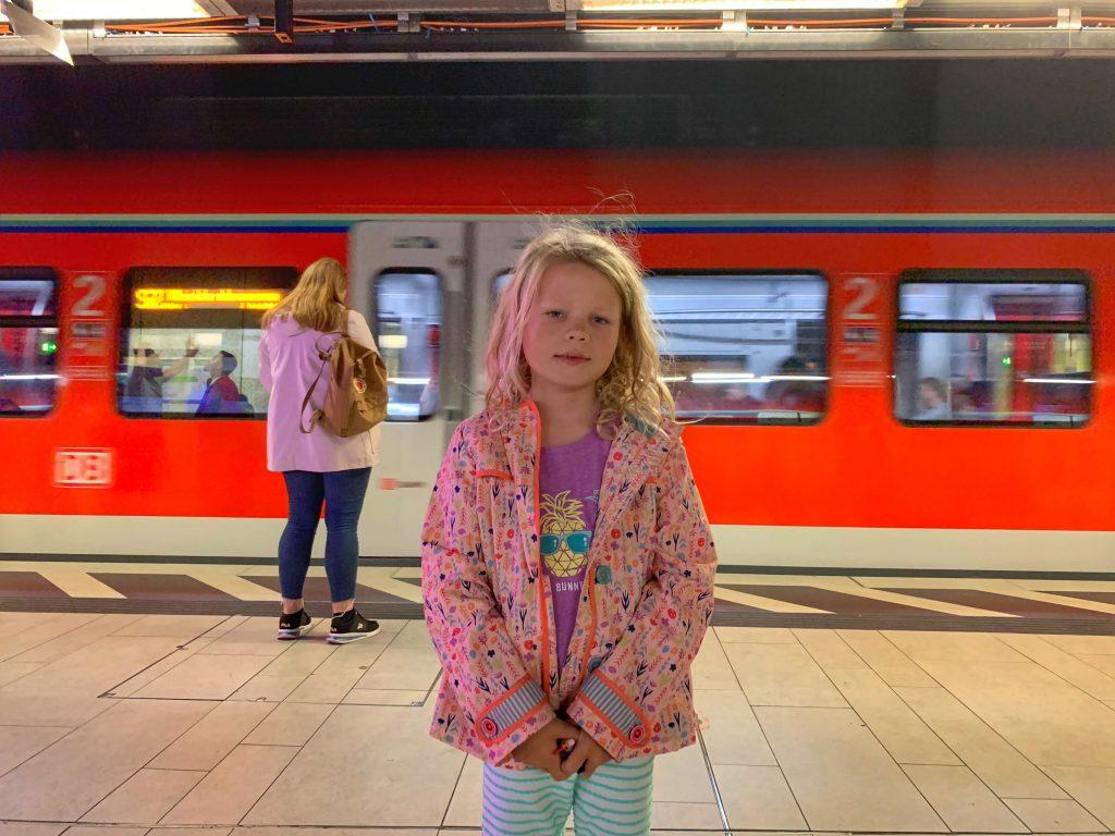 Frankfurt Train