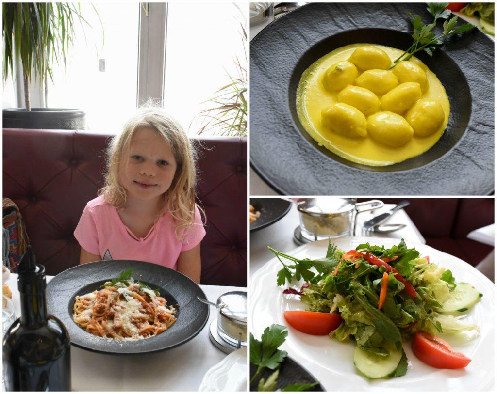 Quattro frankfurt italian restaurant