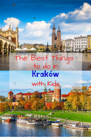 Krakow Poland with kids