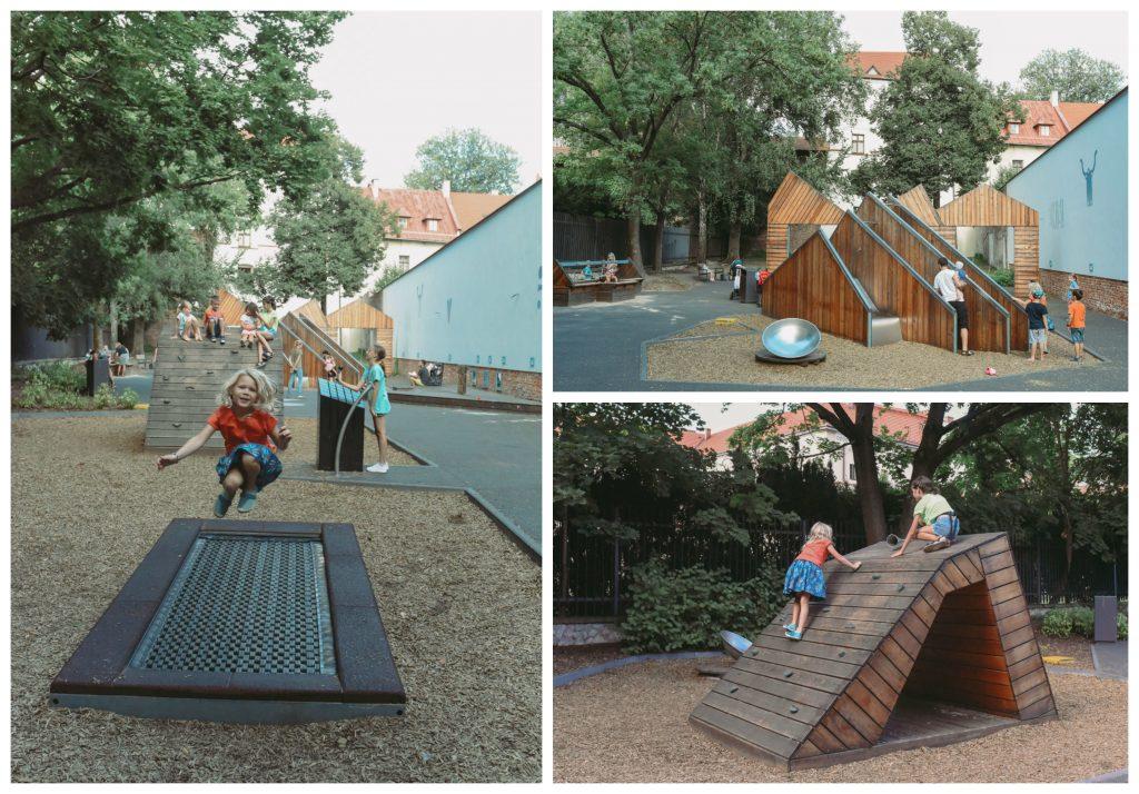 archaeological park playground krakow