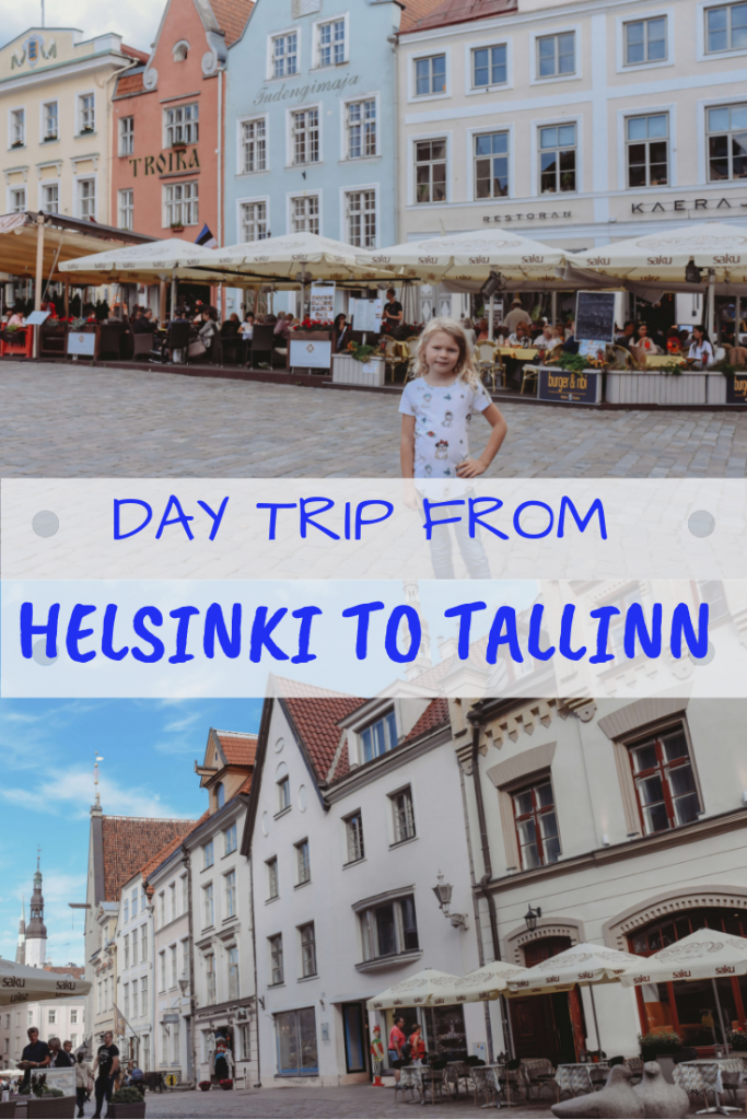Tallinn from Helsinki day trip