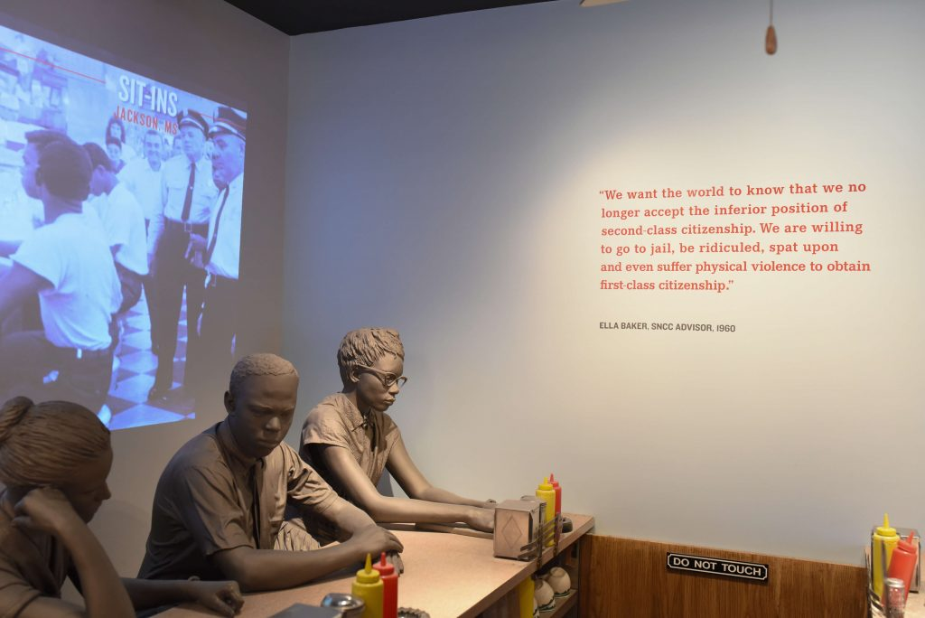Civil rights museum memphis