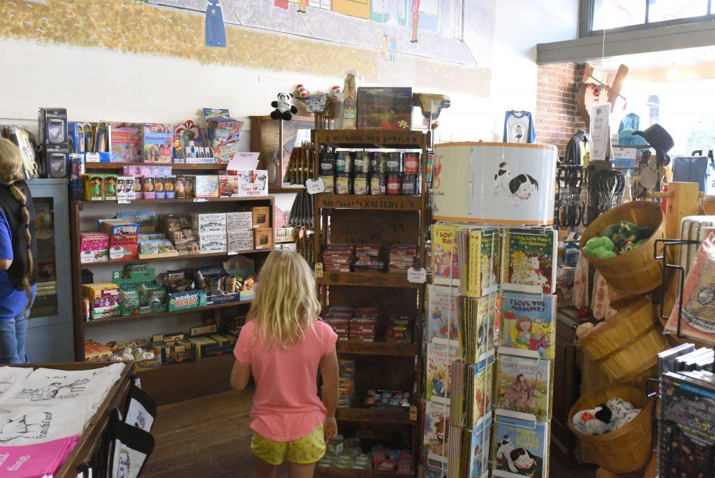 a schwab store