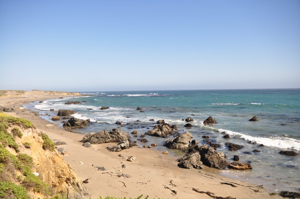 coastal ca road trip with kids