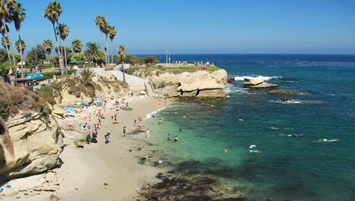 best san diego family beaches