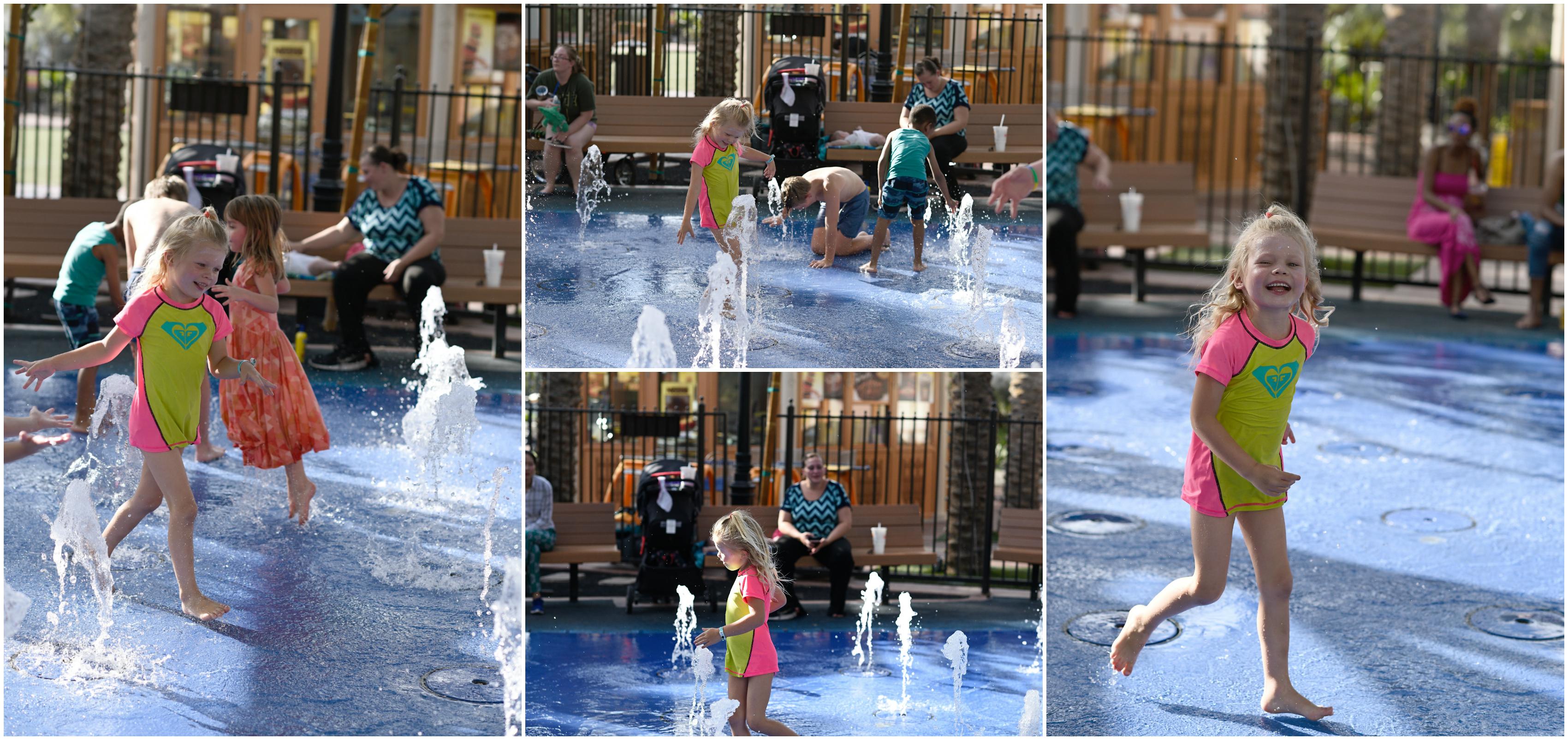 Las Vegas with kids itinerary