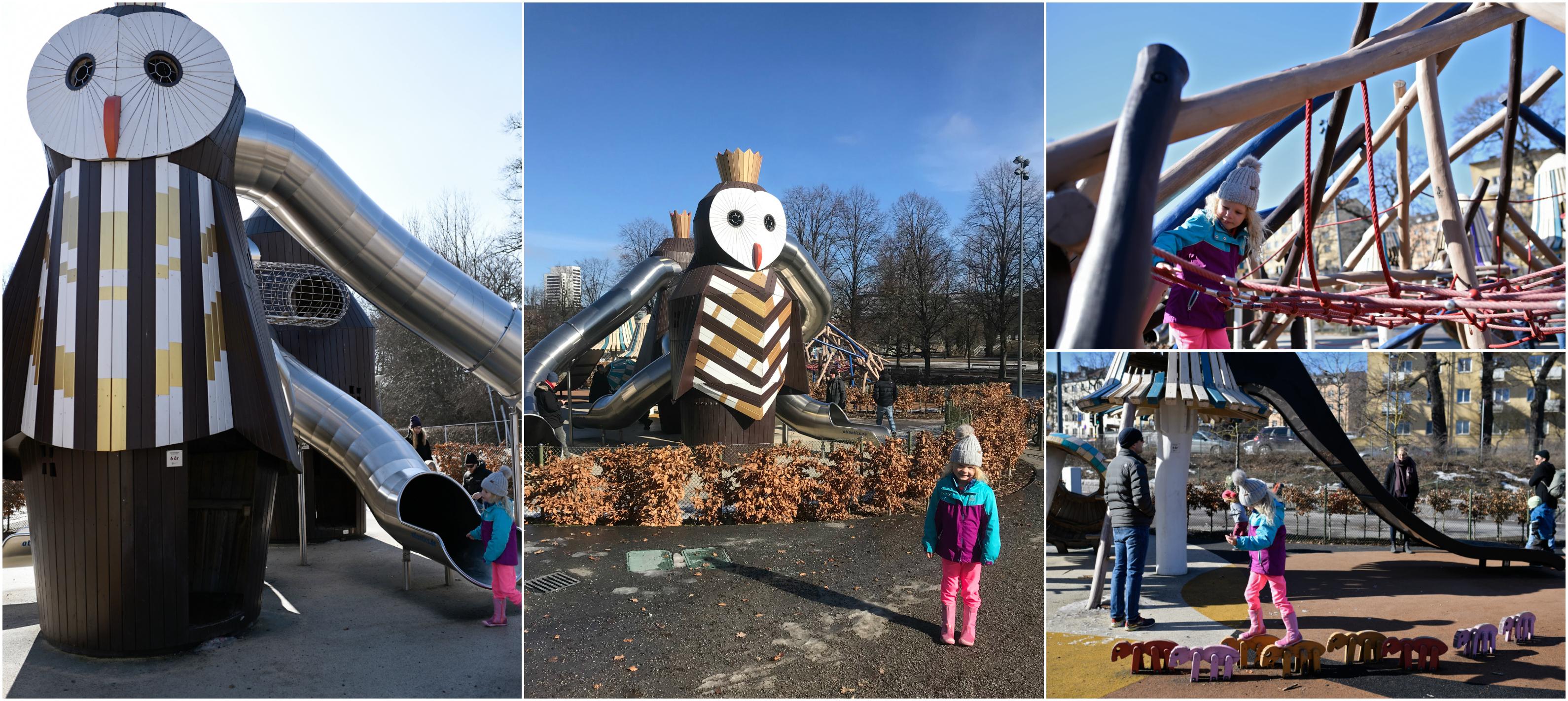 Uggleparken Stockholm