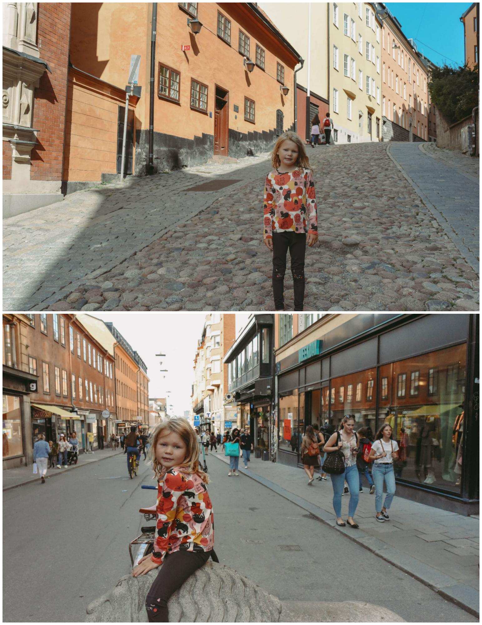 Götgatan street