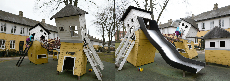 Brumleby best playground Copenhagen