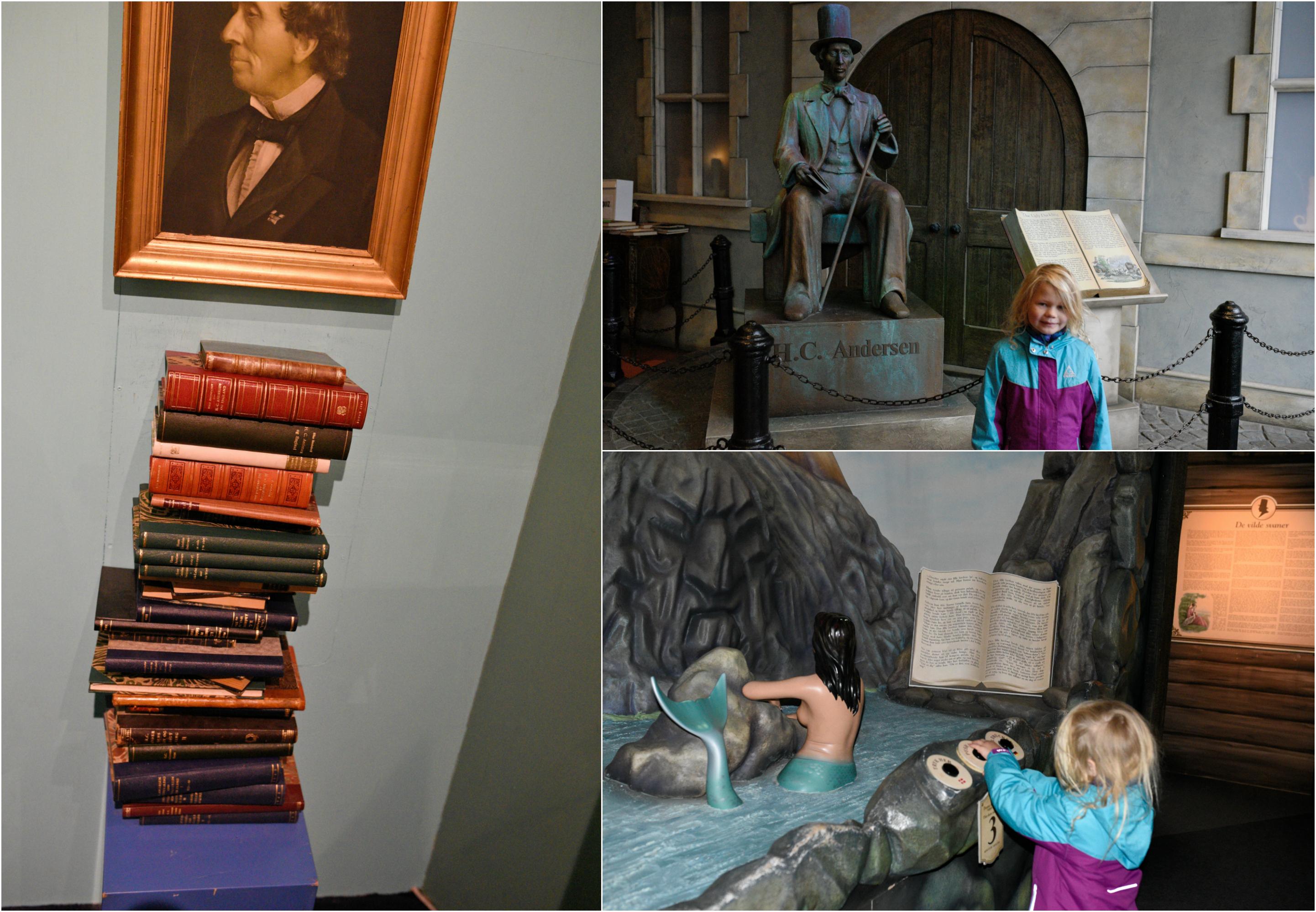 Hans Christian Andersen Fairy Tale House Copenhagen