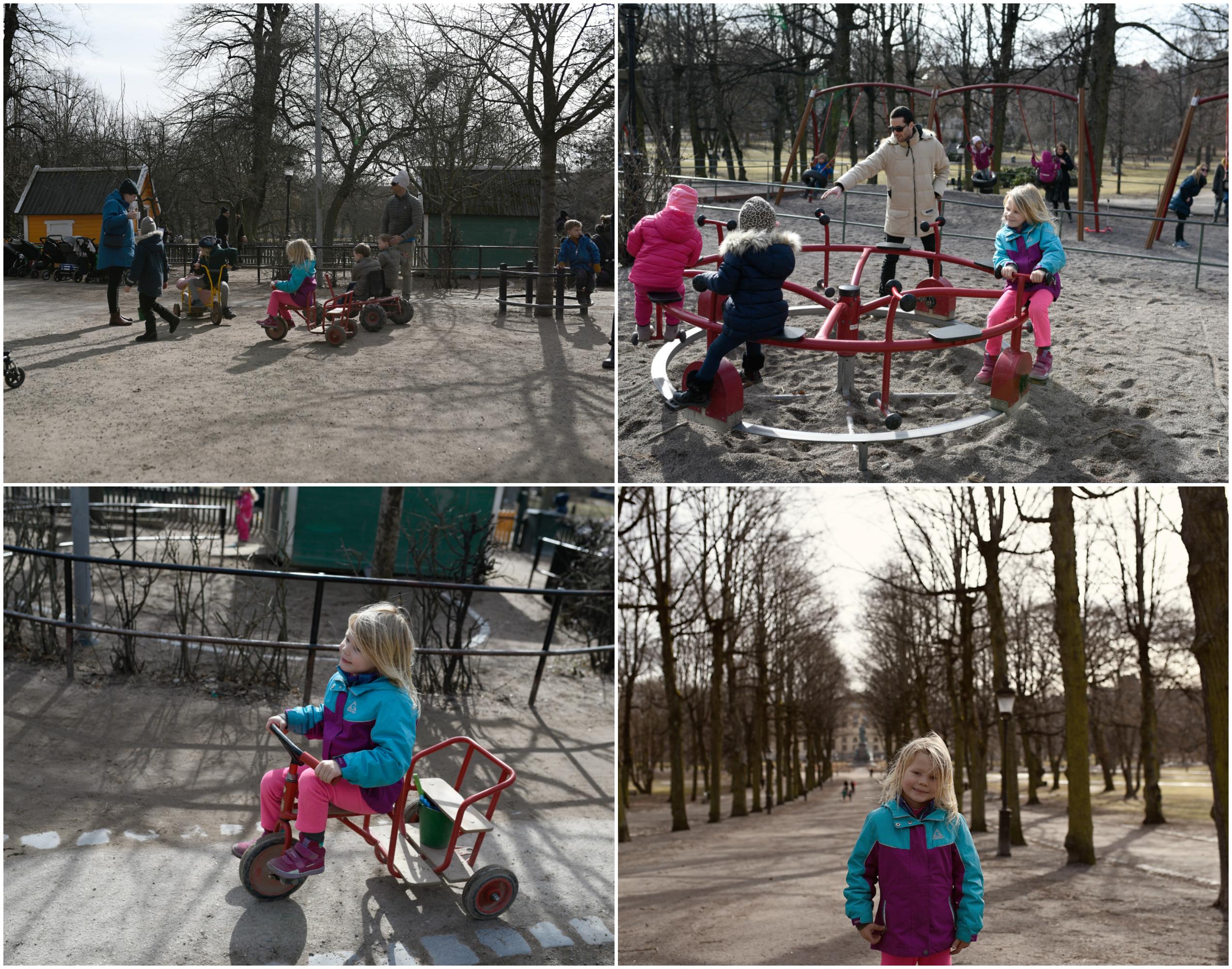 Humlegården Playground