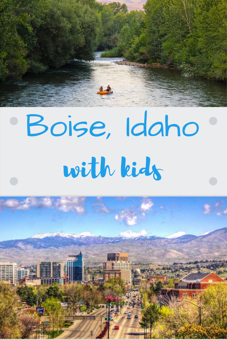 Boise with kids