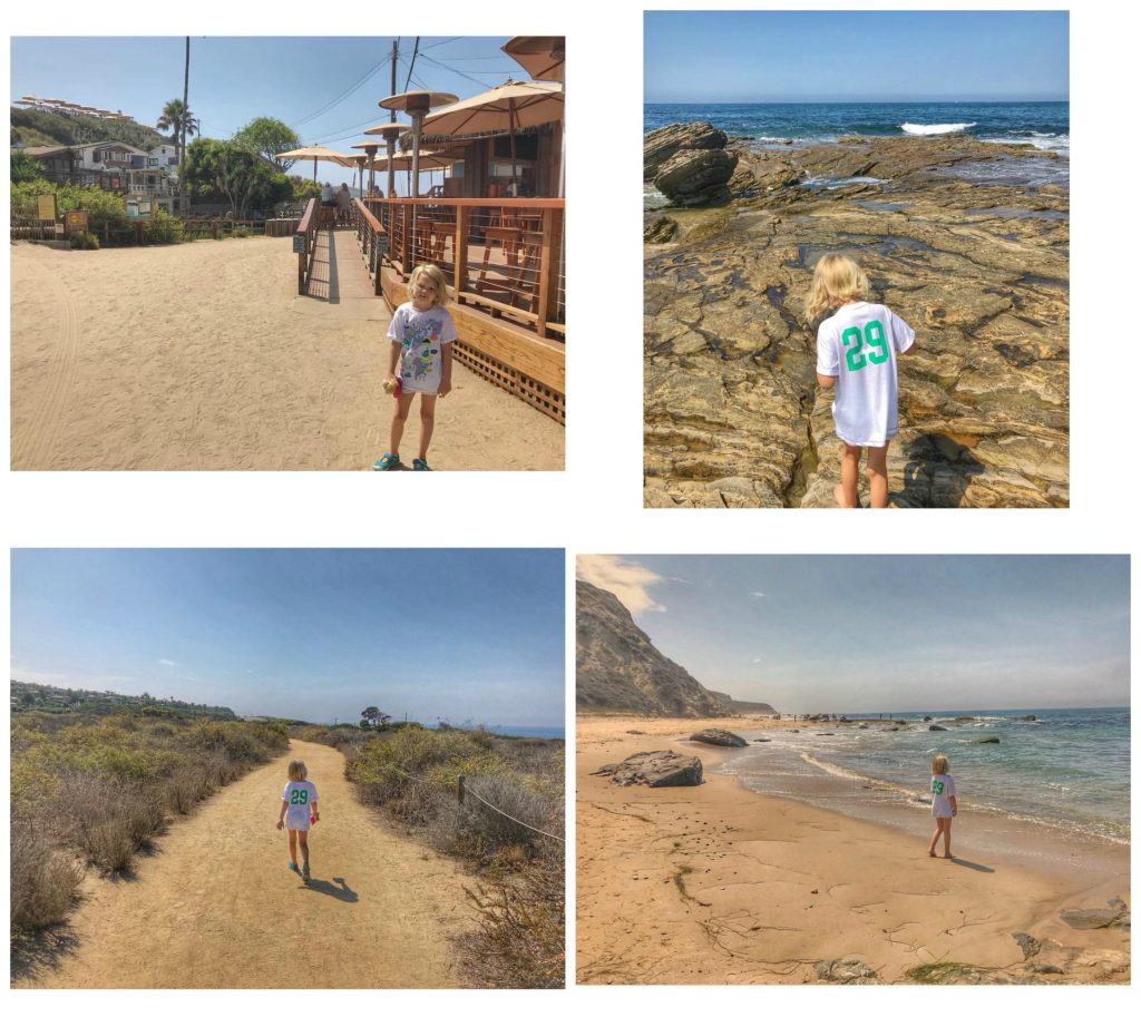 best family beaches in orange county