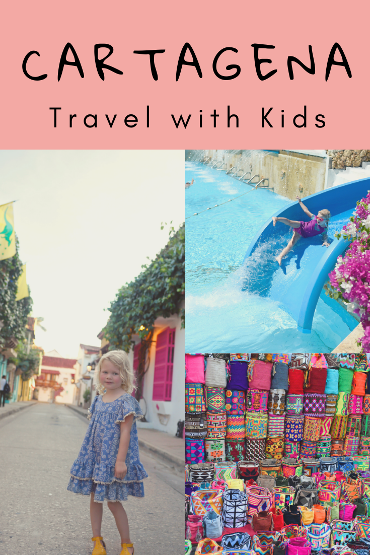 Cartagena With Kids Itinerary
