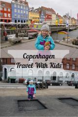 Copenhagen Itinerary with Kids 3 Days