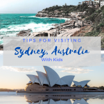 visiting Sydney with kids