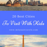 best cities to visit with kids