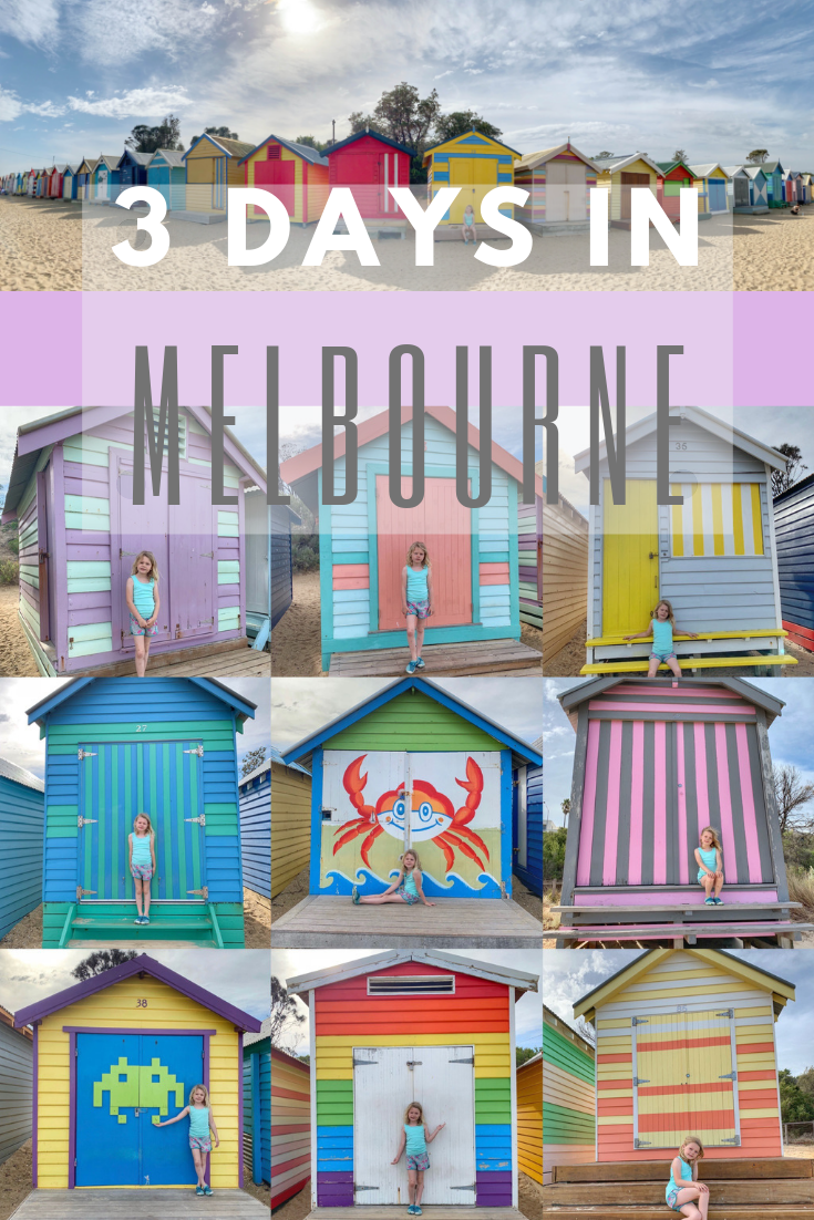Melbourne Itinerary with Kids 3 Days