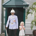 visiting bangkok with toddlers and kids