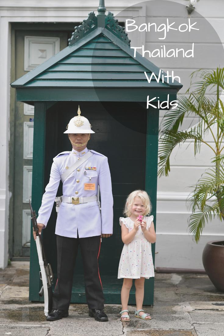 Bangkok Thailand Itinerary With Kids