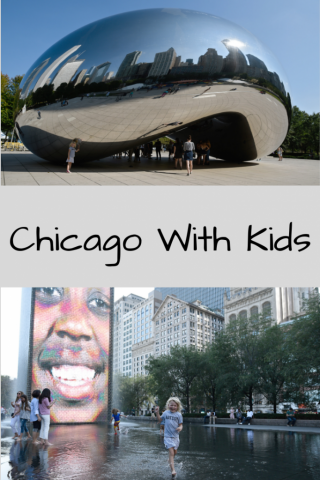 Chicago Itinerary With Kids