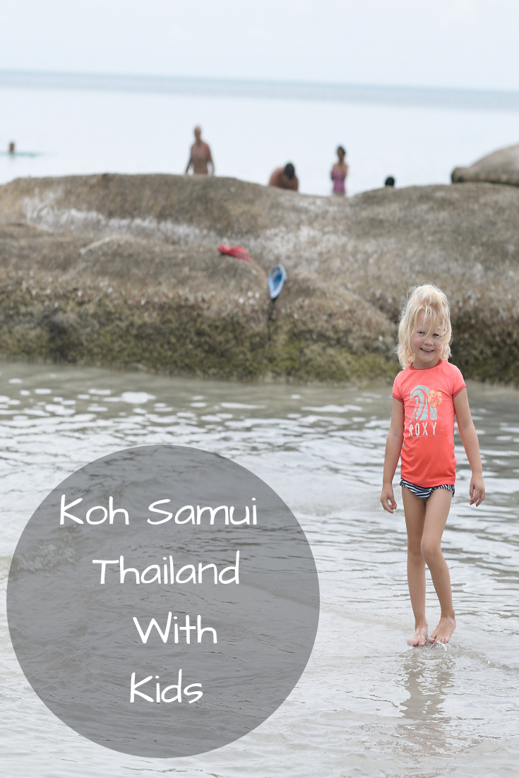 Koh Samui Thailand Itinerary With Kids