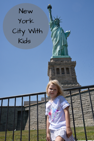 NYC New York City Itinerary With Kids