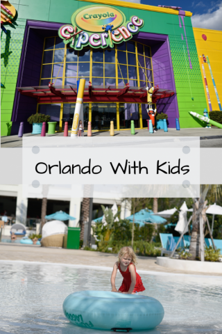 Orlando Itinerary With Kids