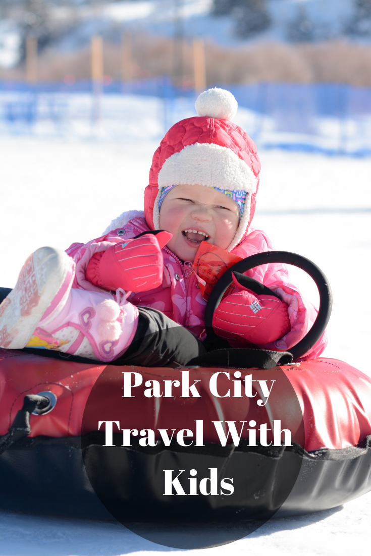 Park City Utah Itinerary With Kids