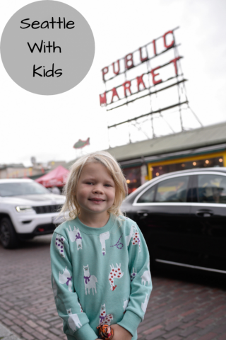 Seattle Itinerary With Kids